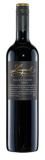 2015 Shiraz Valley Floor, Langmeil Vinery, Australien, 0,75 l